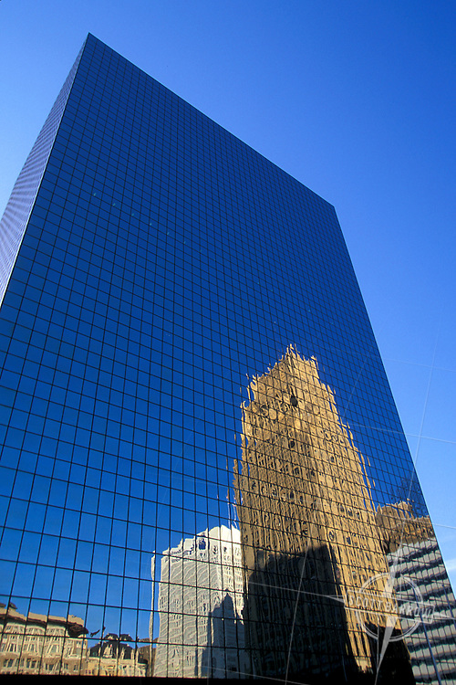 PSE&G Building, Newark Skyline