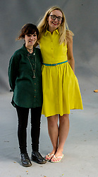 Pictured: Cerrie Burnell and Laura Ellen Anderson<br /> <br /> Cerrie Burnell is a presenter, actress, and writer, best known for her work in British children's TV. She was featured in the Guardian's 2011 list of the one hundred most inspirational women. She divides her time between London and Brighton, England.<br /> <br /> Laura Ellen Anderson has been a children's book illustrator since graduating from the University of Falmouth. She is the creator of the Evil Emperor Penguin comic and the illustrator for many books, including the Witch Wars series. She lives in the United Kingdom.