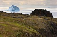 qeqertarsuaq; diskobay; Greenland; iceberg