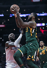 Clippers v Jazz - 16 Jan 2019