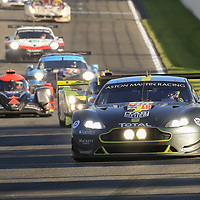 #98, Aston Martin Racing, Aston Martin Vantage, LMGTE Am, driven by: Paul Dalla Lana, Pedro Lamy, Mathias Lauda, FIA WEC 6hrs of Spa 2018, 05/05/2018,
