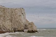 East Sussex Coastline, Seaford to Eastbourne. Splashpoint in Seaford