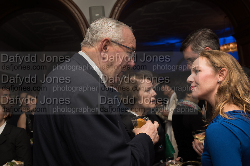 HENRY KESWICK; TESSA KESWICK; HELENA REES-MOGG;  The Brown's Hotel Summer Party hosted by Sir Rocco Forte and Olga Polizzi, Brown's Hotel. Albermarle St. London. 14 May 2015