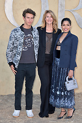 Freida Pinto attends the Christian Dior Cruise 2018 on May 11th, 2017 in Calabasas, California. Photo by ABACAPRESS.COM