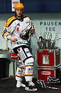 05.03.2011, Rapperswil-Jona, Eishockey NLA, Rapperswil-Jona Lakers - HC Lugano, Topscorer Hnat Domenichelli (LUG)  (Thomas Oswald/hockeypics)