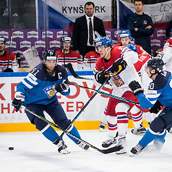 20170508: FRA, Ice Hockey - IIHF World Championship 2017, Finland vs Czech Republic