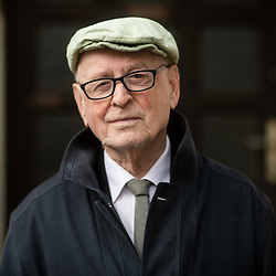 20210311: SLO, People - Portrait of Janko Kos