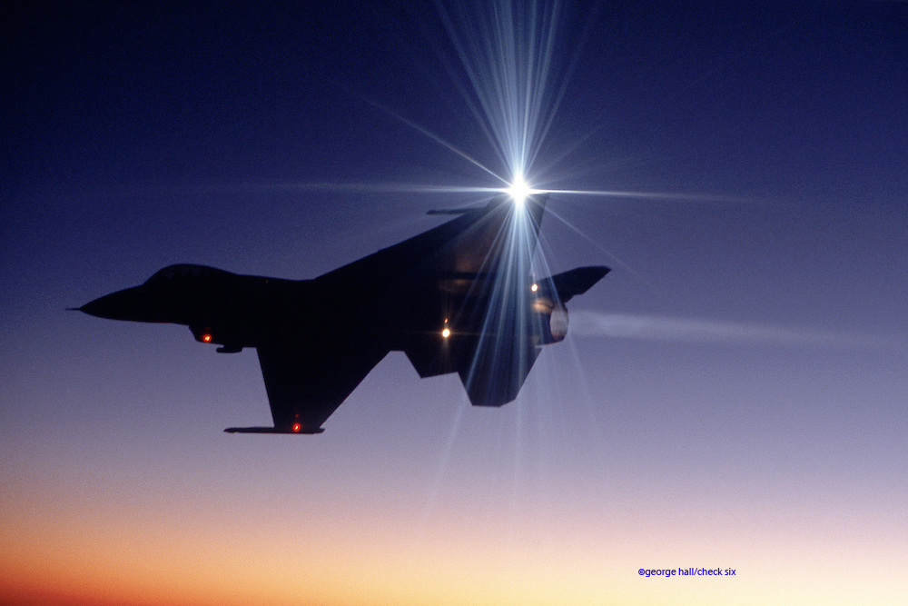 F-16N Naval Falcon