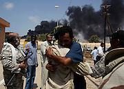Brega, Libya