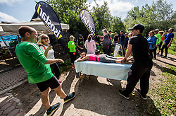 Poletni tek, Priprave na Ljubljanski maraton 2018, on June 23, 2018 in Ljubljana, Slovenia. Photo by Vid Ponikvar / Sportida