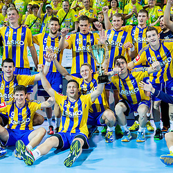 20140830: SLO, Handball - Super Cup, RK Celje Pivovarna Lasko vs RK Svis Ivancna Gorica
