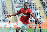Newcastle United v Manchester United 071012