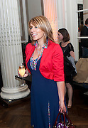 FAY RIPLEY; The after party following the Vaudeville Theatre press night of 'I Bought a Blue Car Today', at The Waldorf Hilton Hotel. Aldwych. London. 2 September 2009.
