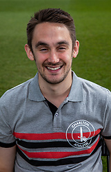 Charlton Athletic Head of Communications Tom Rubashow