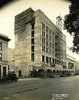 12/15/1925 Construction of the El Capitan Theater