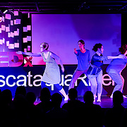 Neoteric Dance Collaborative performs at TEDx Piscataqua, May 6, 2015 at 3S Artspace in Portsmouth NH