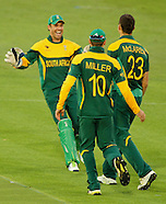 South Africa v West Indies 140613