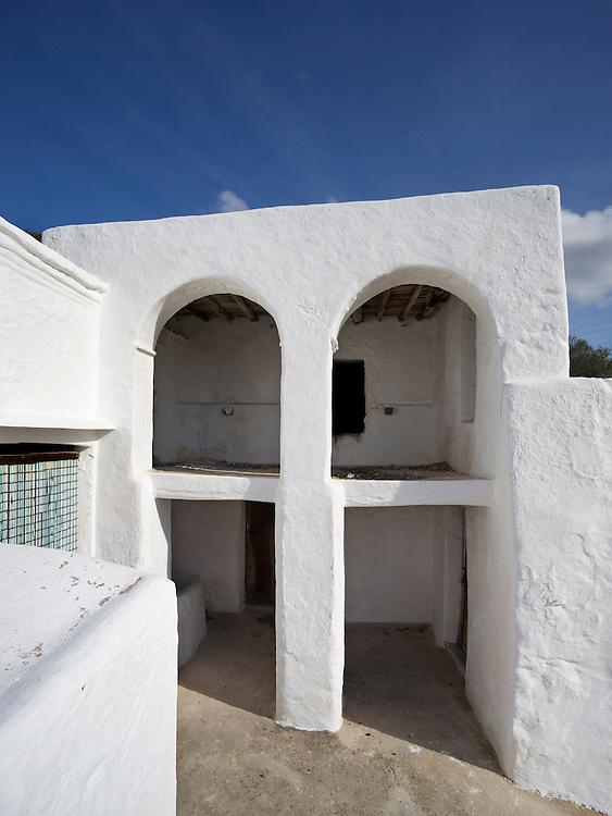 28/Noviembre/2009 Ibiza.Can Ripoll de Labritja en Sant Joan..©JOAN COSTA