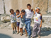 Friendly boys in Amasya, Central Turkey.