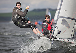 Largs Regatta Week 2017 <br /> <br /> Day 2 ,  622 RS 500, Andrew Cooper, Nick Kerr<br /> <br /> Picture Marc Turner