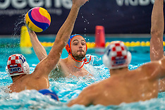 20210215 NED: Olympic qualifying tournament Netherlands - Croatia, Rotterdam