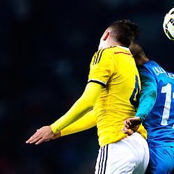 20141118: SLO, Football - Friendly match, Slovenia vs Colombia