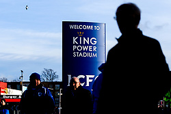 Fans arrive at The King Power Stadium ahead of The Premier League fixture between Leicester City and Cardiff City - Mandatory by-line: Robbie Stephenson/JMP - 29/12/2018 - FOOTBALL - King Power Stadium - Leicester, England - Leicester City v Cardiff City - Premier League