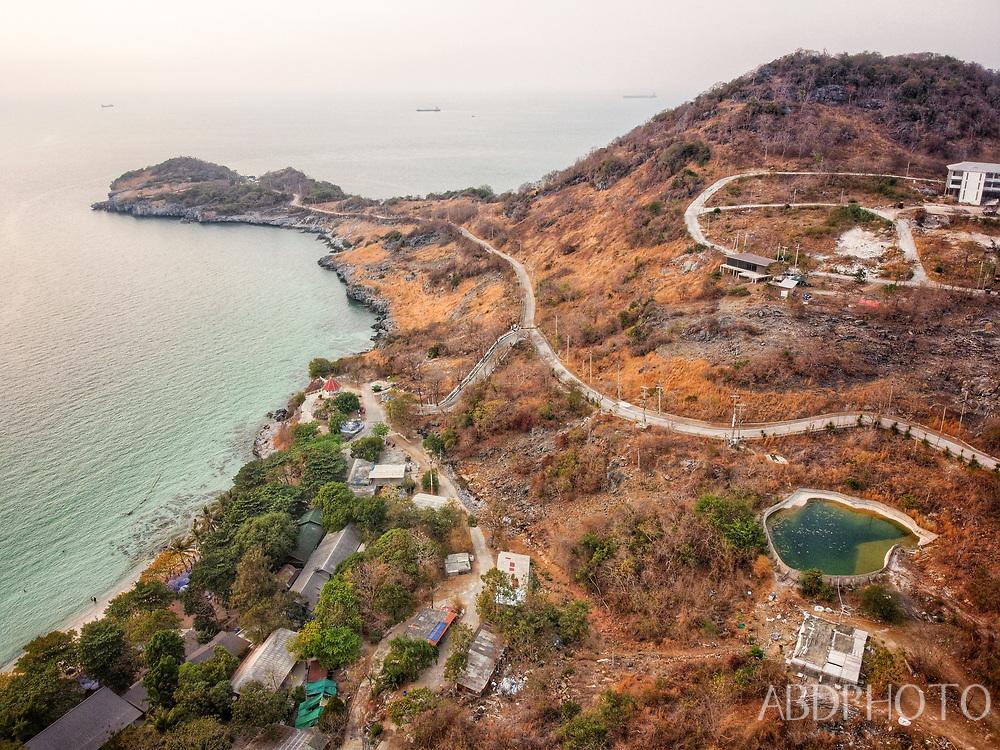 DCIM\100MEDIA\DJI_0136.JPG Koh Si Chang island near Si Racha in Chonburi province Thailand