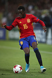 Spain's Inaki Williams