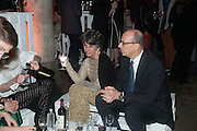 DIA WEIL; GEORGE GREIG, The Bronx Museum of the Arts, Tanya Bonakdar Gallery and the Victoria Miro Gallery host a reception and dinner in honor of Sarah Sze: Triple Point. Representing the United States of America at the 55th Biennale di Venezia with the Co  Commissioners of the  U. S. Pavilion Holly Block, Executive Director of the Bronx Museum of the arts  and Carey Lovelace. <br /> <br /> Rialto Fish market. Venice. . 29 May 2013
