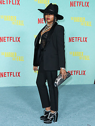 Actress Taraji P. Henson arrives at the Los Angeles Premiere Of Netflix's 'The Harder They Fall' held at the Shrine Auditorium and Expo Hall on October 13, 2021 in Los Angeles, California, United States. Photo by Xavier Collin/Image Press Agency/ABACAPRESS.COM