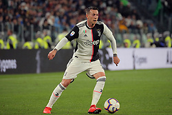 May 19, 2019 - Turin, Turin, Italy - Federico Bernardeschi #33 of Juventus FC in action during the serie A match between Juventus FC and Atalanta BC at Allianz Stadium on May 19, 2019 in Turin, Italy. (Credit Image: © Giuseppe Cottini/NurPhoto via ZUMA Press)