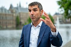 21-05-2019 NED: Nationale Diabetes Challenge, Den Haag<br /> Diverse gezondheidscentra, huisartsenpraktijken en fysiotherapie praktijken zijn met ondersteuning van de BvdGF gestart met een lokale wandel challenge. De grote finale vindt plaats op 28 september in Den Haag / staatssecretaris Paul Blokhuis