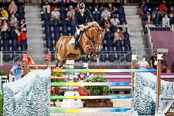 Sejanes Fabian, ARG, Emir, 304<br /> Olympic Games Tokyo 2021<br /> © Hippo Foto - Stefan Lafrentz<br /> 06/08/2021