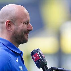 Alexander Rosen, Direktor Profifussball bei der TSG Hoffenheim; 1. Fussball-Bundesliga; Borussia Dortmund - TSG Hoffenheim am 27.06.2020 im Signal-Iduna-Park in Dormund (Nordrhein-Westfalen). <br /> <br /> FOTO: BEAUTIFUL SPORTS/WUNDERL/POOL/PIX-Sportfotos<br /> <br /> DFL REGULATIONS PROHIBIT ANY USE OF PHOTOGRAPHS AS IMAGE SEQUENCES AND/OR QUASI-VIDEO. <br /> <br /> EDITORIAL USE OLNY.<br /> National and<br /> international NewsAgencies OUT.<br /> <br /> <br /> <br /> Foto © PIX-Sportfotos *** Foto ist honorarpflichtig! *** Auf Anfrage in hoeherer Qualitaet/Aufloesung. Belegexemplar erbeten. Veroeffentlichung ausschliesslich fuer journalistisch-publizistische Zwecke. For editorial use only. DFL regulations prohibit any use of photographs as image sequences and/or quasi-video.