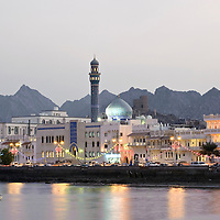Muttrah, Sultanate of Oman, 29 November 2008<br />