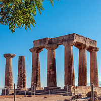 Corinth - Peloponnese - Greece