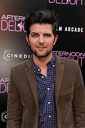 19.08.2013, ArcLight Hollywood, Hollywood, USA, Filmpremiere, Afternoon delight, im Bild Actor Adam Scott // during photocall for the movie Rush at the Villa Magna Hotel, Madrid, Spain on 2013/08/19. EXPA Pictures © 2013, PhotoCredit: EXPA/ Newspix/ MediaPunch Inc<br /> <br /> ***** ATTENTION - for AUT, SLO, CRO, SRB, BIH, TUR, SUI and SWE only *****