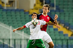 September 9, 2018 - Sofia, BULGARIA - 180909 Ivelin Popov of Bulgaria and Sander Berge of Norway during the Nations League match between Bulgaria and Norway on September 9, 2018 in Sofia..Photo: Jon Olav Nesvold / BILDBYRN / kod JE / 160311 (Credit Image: © Jon Olav Nesvold/Bildbyran via ZUMA Press)