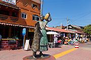 El Andador del Pescador, Fishermans Walk,  Zihuataneo, Guerrero, Mexico