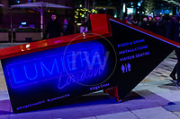 Lumiere London  16th January 2016<br /> <br /> Images taken by Richard Washbrooke Photography