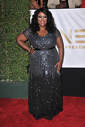 Loni Love at The 49th NAACP Image Awards held at the Pasadena Civic Auditorium on January 15, 2018 in Pasadena, CA, USA (Photo by Sthanlee B. Mirador/Sipa USA)