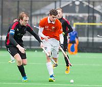 20170319 BLOEMENDAAL - landelijke jeugdcompetitie Bloemendaal Jongens JA1-Schaerweijde jongens JA1 (2-8). Bruno Nolte van Bloemendaal. COPYRIGHT KOEN SUYK