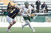 Merrimack vs. Vermont Men's Lacrosse 2/29/20