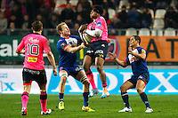 Waisale NAYACALEVU - 19.12.2014 - Grenoble / Stade Francais - 13eme journee de Top 14 -<br />Photo : Jack Robert / Icon Sport