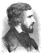 Hippolyte Fizeau (1819-1896) French physicist. Measured the velocity of light on the earth's surface (1849). Used Doppler principle to determine velocity of stars in line of sight. Confirmed the wave theory of light.  From 'Les Merveilles de la Science', Louis Figuier, (Paris, 1870). Engraving.