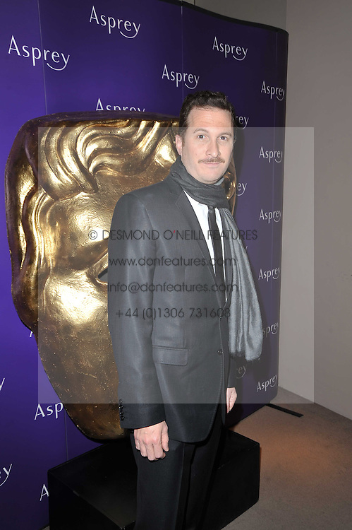 DARREN ARONOFSKY at the BAFTA Nominees party 2011 held at Asprey, 167 New Bond Street, London on 12th February 2011.