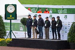 Silvia Veratti, (ITA), Zadok - Team Competition Grade Ib Para Dressage - Alltech FEI World Equestrian Games™ 2014 - Normandy, France.<br /> © Hippo Foto Team - Jon Stroud <br /> 25/06/14