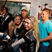 NLD/Amsterdam/20101011 - Presentatie nieuwe plaat Oh Oh Cherso crew,