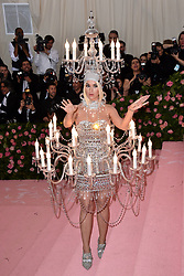 Katy Perry attends The 2019 Met Gala Celebrating Camp: Notes On Fashion at The Metropolitan Museum of Art on May 06, 2019 in New York City. Photo by Lionel Hahn/ABACAPRESS.COM